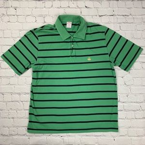 Brooks Brothers 346 Striped Polo